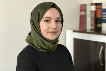 Avukat Kübra Gül Uçar